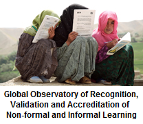 Global Observatory of Recognition, Validation and Accreditation of Non-formal and Informal Learning