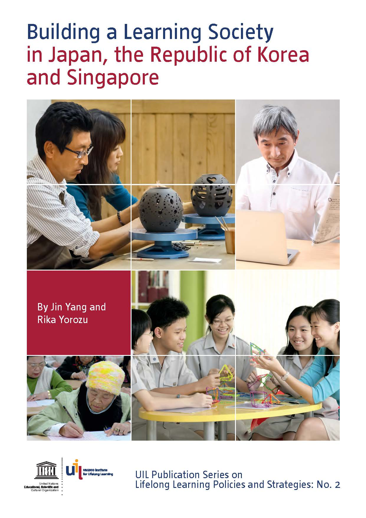 Building a Learning Society in Japan, the Republic of Korea and Singapore