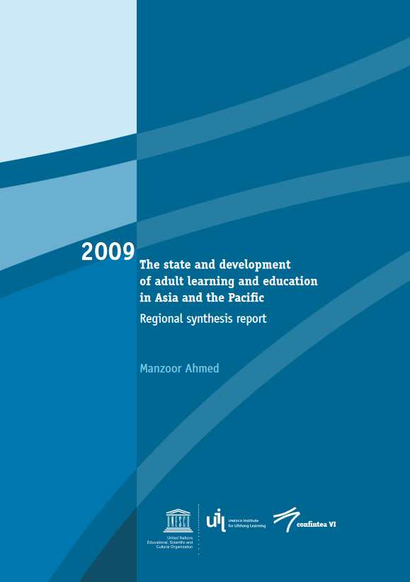 The state and development of adult learning and education in Asia and the Pacific