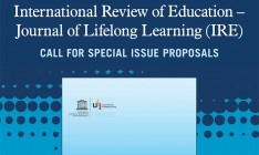 Call for proposals IRE 2020