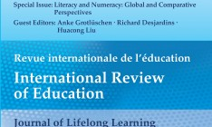 IRE Special Issue Literacy and Numeracy