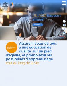 Rapport annuel virtuel PUB 2020