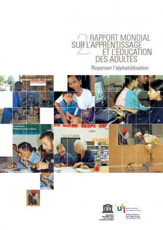 Second rapport mondial sur l'apprentissage et l'éducation des adultes (GRALE)