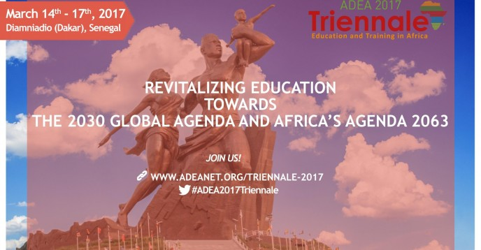 ADEA 2017 Triennale: Revitalizing education towards the 2030 Global Agenda and Africa's Agenda 2063